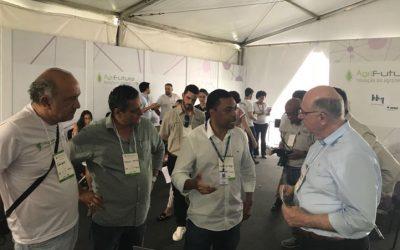 Tecnologia SpecSolo® é destaque na AgriFutura 2018 e no portal da Embrapa